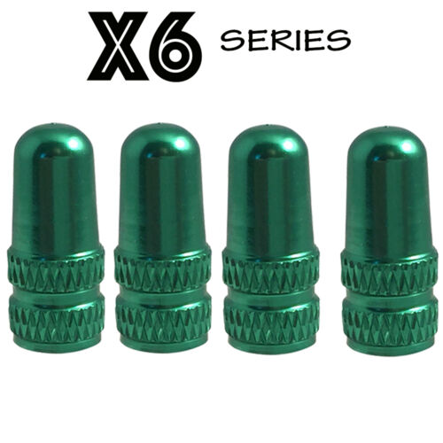 Anodized French Presta Valve Caps for Bicycle Tires Tube 8 Colors Road Bikes Fix
