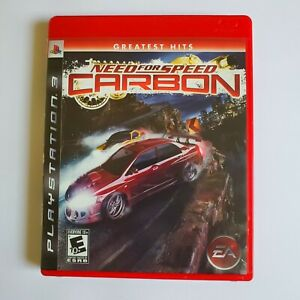 Ps3 Need For Speed Carbon Greatest Hits Ea 2006 14633152753