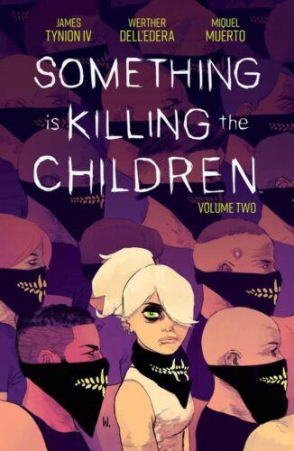 Something Is Killing the Children Vol 2 TPB