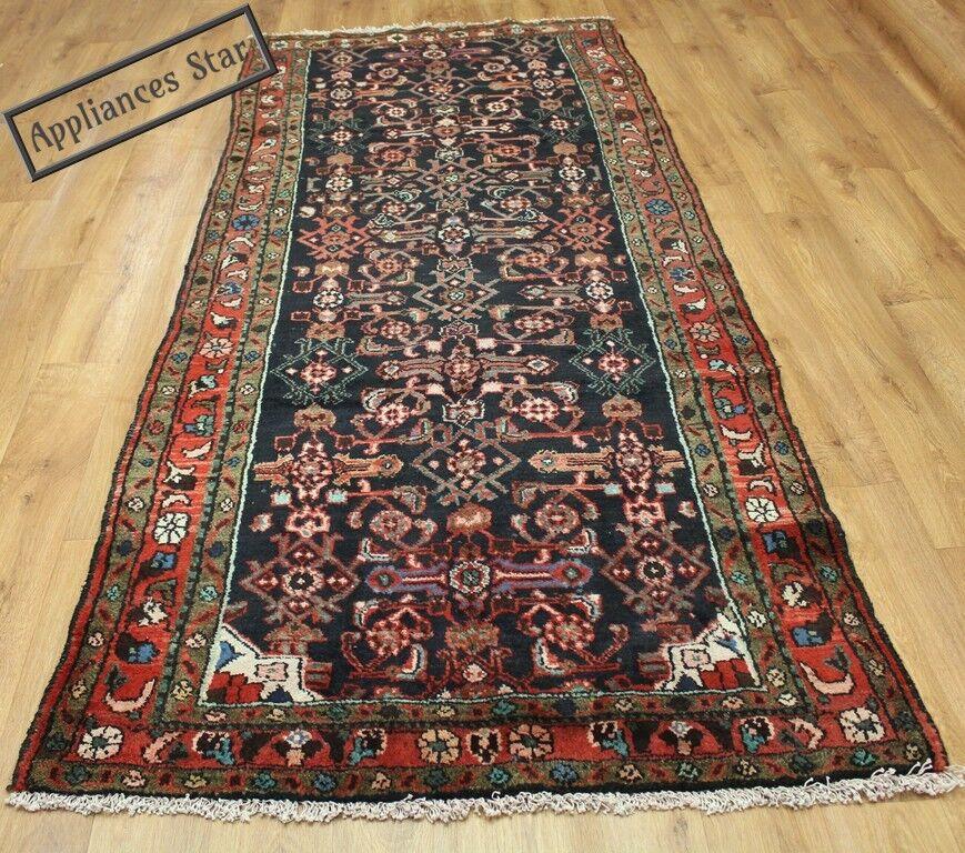 Tradizionali Vintage Lana 256cmX113cm Tappeto orientale fatto a mano Carpet Rugs