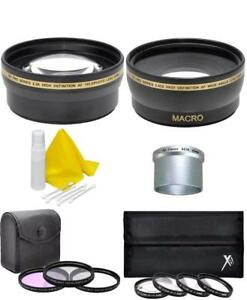 Image Is Loading Accessory Lens Filter Macro Kit For Canon PowerShot