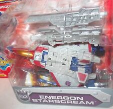 Transformers Energon STARSCREAM DELUXE  Hasbro figure MOC sealed loose or carded