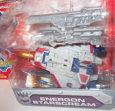 Transformers Energon TREADSHOT  Hasbro figure MOC sealed loose or carded