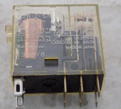 OMRON 5A 24VDC RELAY G2R-2-SN | eBay
