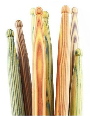Pair of Bamboo Drum Sticks 5B High Quality Drumsticks Personalized FREE