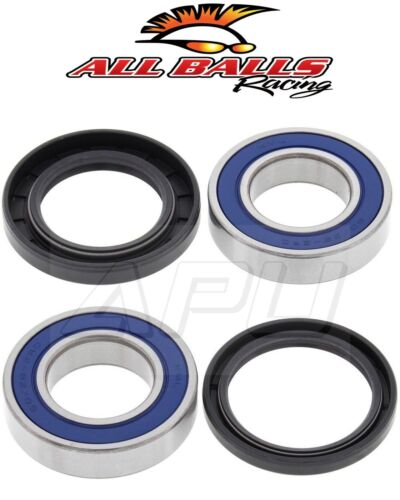 Front Wheel Bearings TRX350 1986 Honda Fourtrax ALL BALLS 25-1028