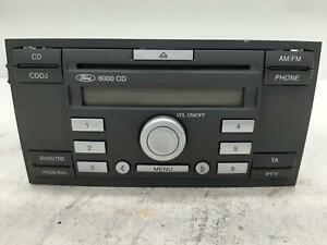 2005-FORD-FOCUS-C-MAX-OEM-Radio-CD-Stereo-Head-Unit-4M5T18C815AD