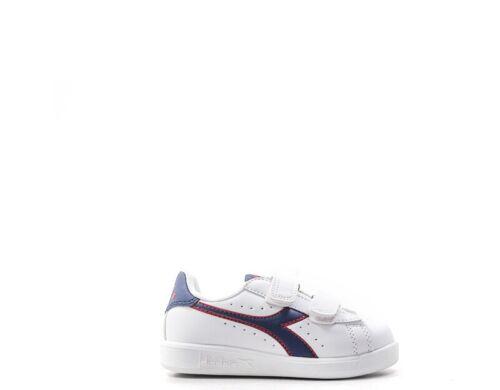 Scarpe DIADORA Bambini Sneakers  BIANCO PU 173339-C7628