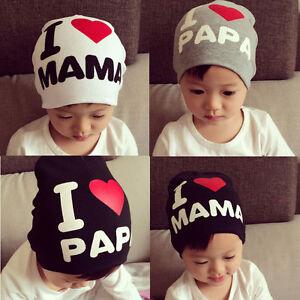New Toddler Kids Baby Boy Girl Infant Soft Cotton Winter Warm Beanie Hat Cap CA