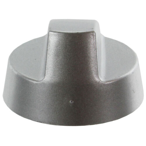 8 x Silver Oven Knobs For BUSH ZANUSSI LEISURE GORENJE Hob Cooker Switch Knob