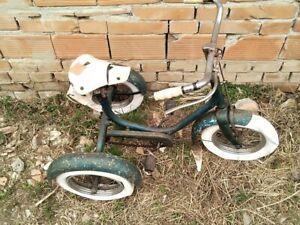 Epoque Tricycle Ancienne Da Bimbo