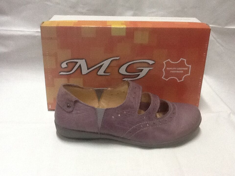 Ladies violet shoe MG Charity violet Ladies Größe 37/6 34cf0d
