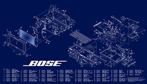 Comprehensive Bose service, user manuals and schematics | eBay
