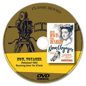 Now-Voyager-Bette-Davis-amp-Paul-Henreid-Movie-Drama-Romance-1942-DVD-Film
