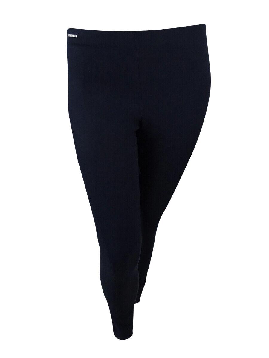 Polo Ralph Lauren Women's Stretch Skinny Pants (12, Navy)