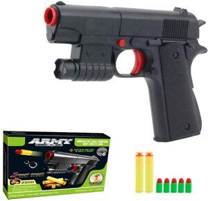 New Toy Call Of Duty Zombie Sharp Popper Shooter Army Kids Soft Dart Gun Play Ebay