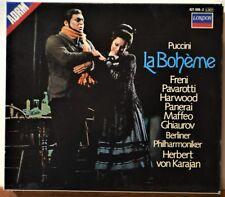 Puccini: La BohŠme (CD, Jul-1987, 2 Discs, London)