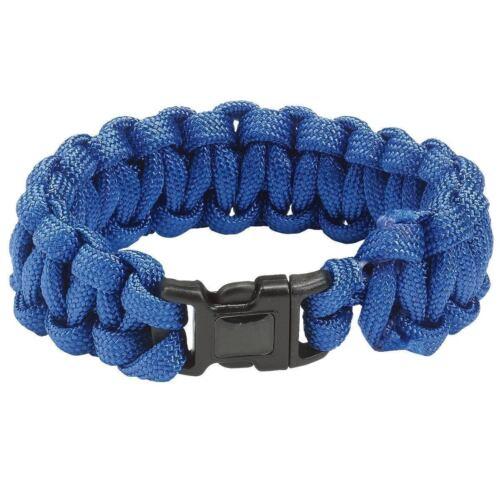 6 Make Your Own Wristband Paracord 6 Clips Kids Gift Stocking Filler Bracelet