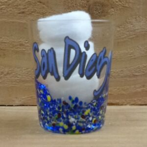 "SAN DIEGO ""Shot Glass"" orig."
