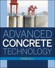 Advanced Concrete Technology von Zongjin Li (2011, Gebundene Ausgabe)
