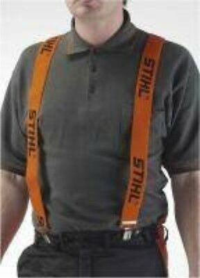 Clip Type 110cm 0000 884 1510 Arborist Trouser Braces STIHL Chainsaw