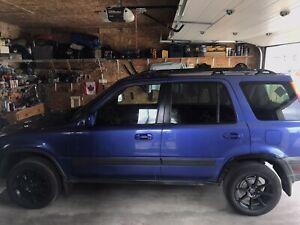 2001 Honda CR-V EX AWD (Auto)
