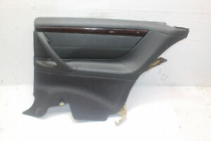 2000 MERCEDES CL500 W215 RIGHT SIDE REAR QUATER PANEL DOOR CARD