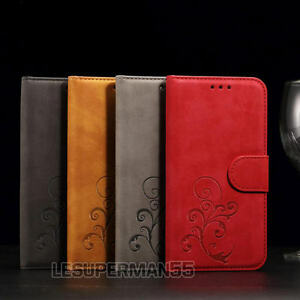 Flip-Stand-Magnetic-Luxury-Vintage-Leather-Case-Wallet-Cover-For-Apple-iPhone