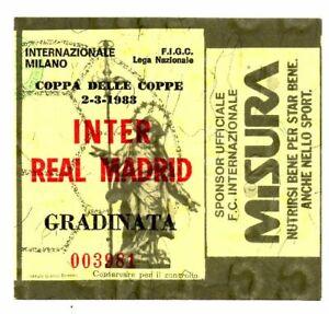 Inter Mailand Tickets