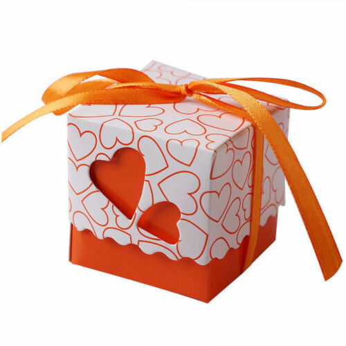 30 Style Kraft Paper Chocolate Candy Gift Boxes Wedding Party Favor Box