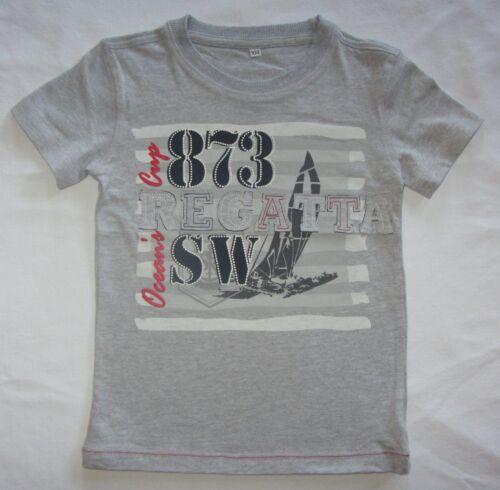 """Cool t-shirt shirt pour garçon /""""regatta/"""" gris taille 98-122 * NOUVEAU E3"""