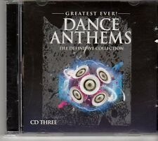 (FD289) Greatest Ever! Dance Anthems [Disc 3] - 2012 CD