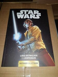 Bd-comics-Star-Wars-Histoire-galactique-tome-2-240-pages-Neuf-luke-skywalker