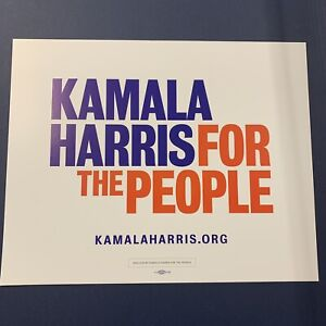 KAMALA-HARRIS-OFFICIAL-CAMPAIGN-POSTER-2020-PRESIDENT-WHITE-POSTER-RARE