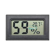 Mini Digital LCD Indoor Temperature Humidity Meter Thermometer Hygrometer WOUS