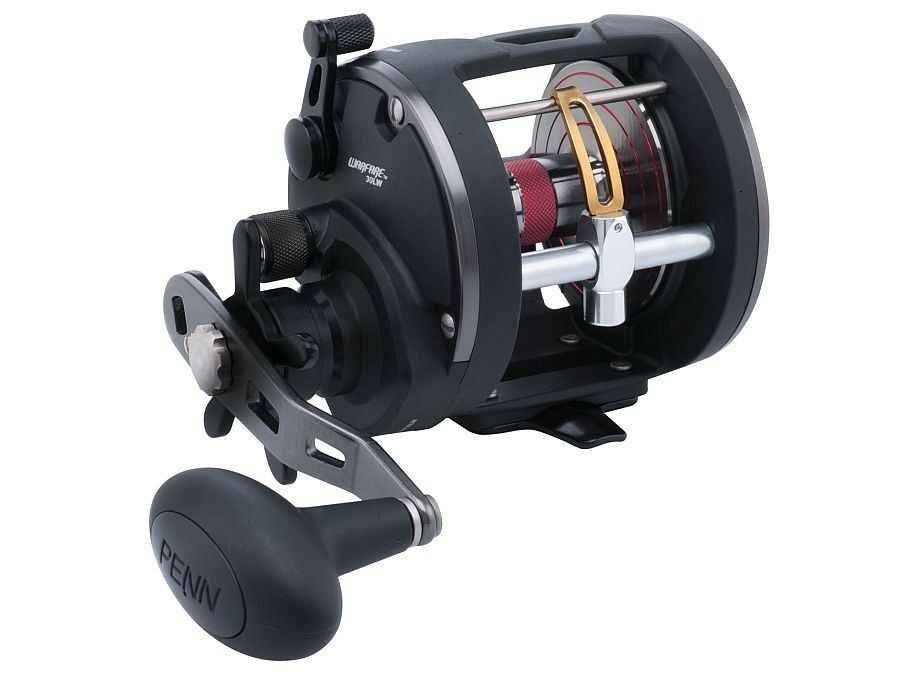 Penn Warfare Level Wind 15-30 Right Left heed Saltwater Multiplier Reel