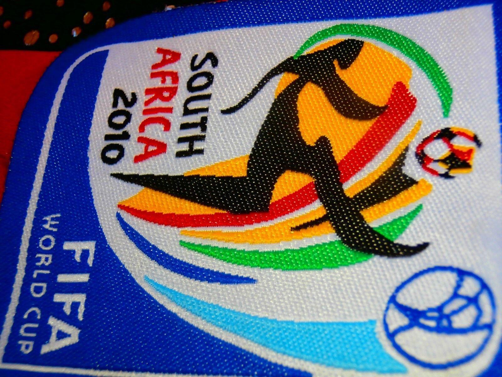 ADIDAS SPAIN 2010 World CUP CHAMPIONS SOCCER FOOTBtutti JERSEY XL  15 SERGIO RAMOS