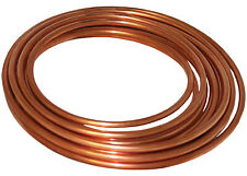 25 In X 20 Ft Type L Soft Copper Tube