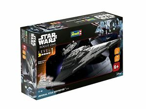 REVELL-06756-StarWars-IMPERIAL-STAR-DESTROYER-Level1-Scala-1-4000