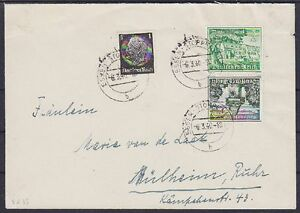 DR-SK-35-512-MiF-auf-Brief-gel-Essen-Muelheim-Ruhr-06-03-1940-Kehrdruck