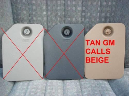 98-05 DASH FUSE COVER CHEVY S10 TRUCK BLAZER XTREME SONOMA BEIGE BROWN TAN