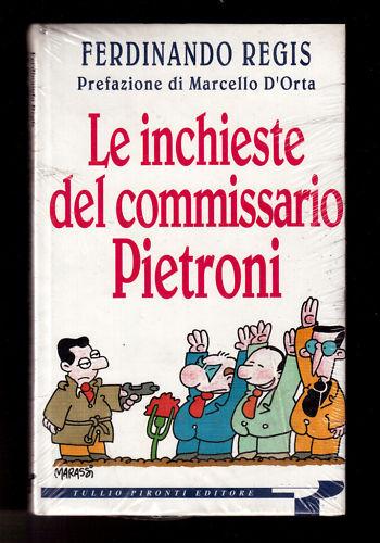 Risultati immagini per Le inchieste del commissario Pietroni