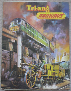 TRI-ANG RAILWAYS CATALOGUE ELEVENTH EDITION 1965 HO/OO gauge