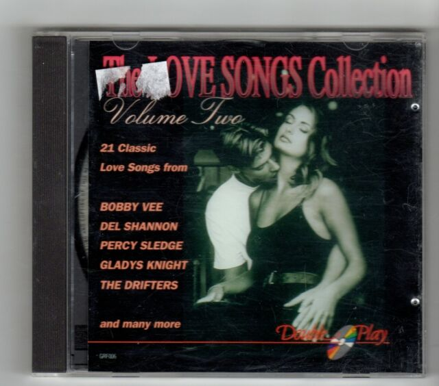 (IH967) The Love Songs Collection, Vol 2 - CD