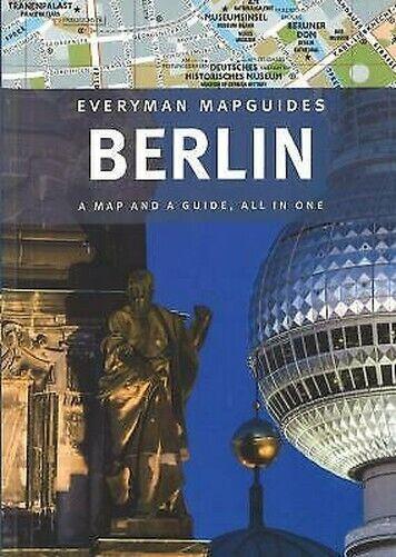 Berlin Everyman Mapguide: 2016 Edition (Everyman Carte de la Ville Guide)