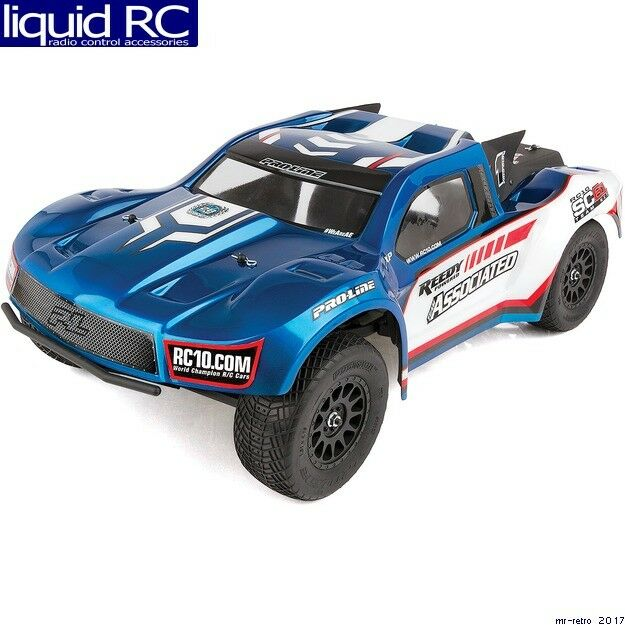 Asociado 70007 RC10SC6.1 Kit de equipo