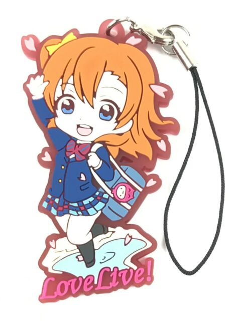 Love live school idol project Anime Acrylic Keychain Charm Cute Gift LoveLive