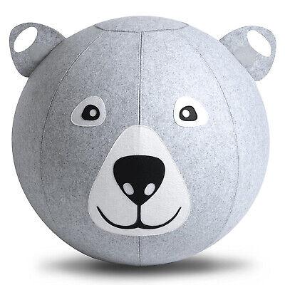 Open Box Vivora Niko Children/'s Inflatable 22 Inch Bounce Ball Panda Bear