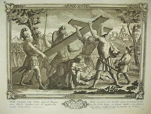 Path-Cross-Original-Engraving-18th-Ninth-Stations-Of-Christ-via-Crucis