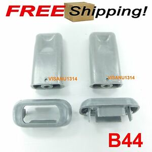2X DOOR LOCK KNOBS FIT FOR 87-92 TOYOTA COROLLA AE90 AE92 AE93 CAMRY JAPAN H3